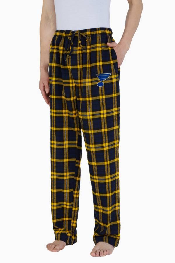 Concepts Sport Men's St. Louis Blues Flannel Pajama Pants product image