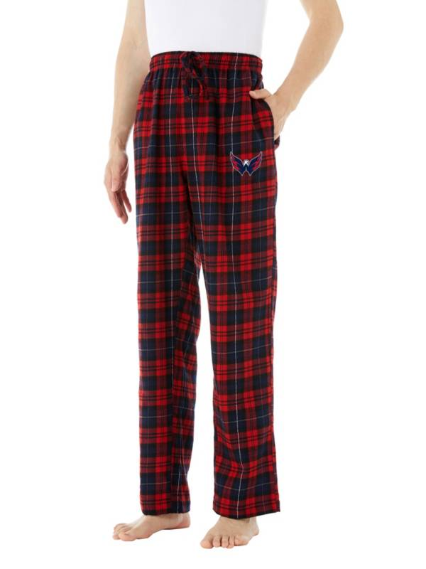 Concepts Sport Men's Washington Capitals Flannel Pajama Pants product image
