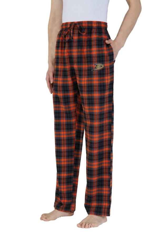 Concepts Sport Men's Anaheim Ducks Flannel Pajama Pants product image