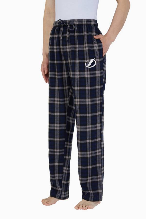 Concepts Sport Men's Tampa Bay Lightning Flannel Pajama Pants product image