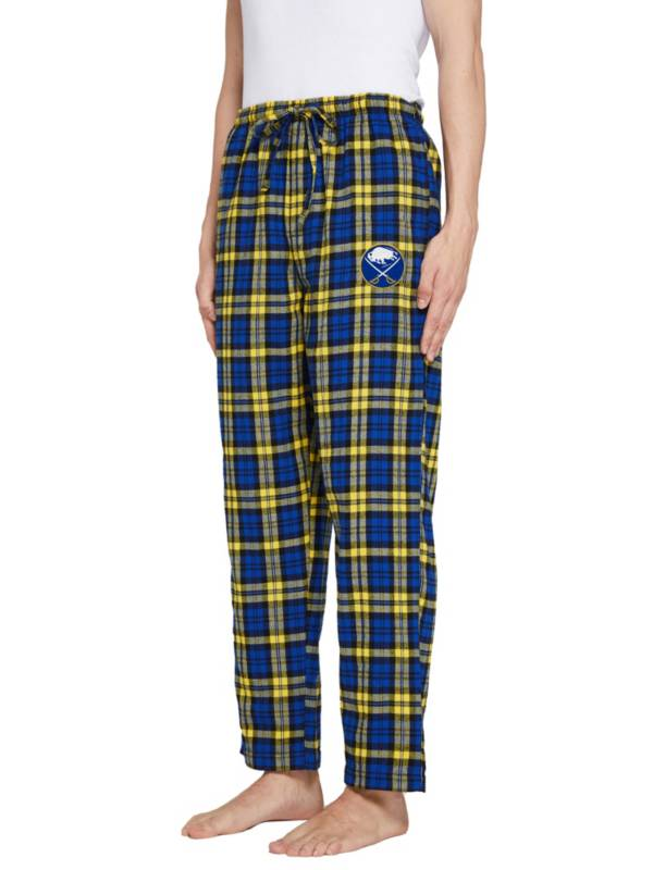 Concepts Sport Men's Buffalo Sabres Flannel Pajama Pants product image