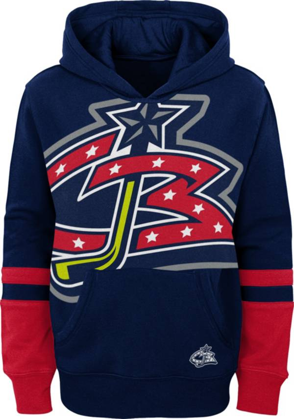 NHL Youth Columbus Blue Jackets Special Edition Logo Pullover Hoodie product image