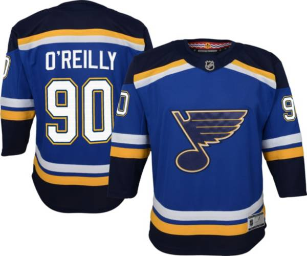 NHL Youth St. Louis Blues Ryan O'Reilly #90 Blue Premier Jersey product image