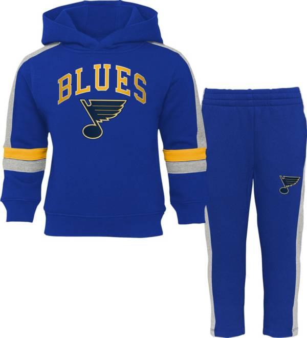 NHL Boys' St. Louis Blues Breakout Fleece Set product image