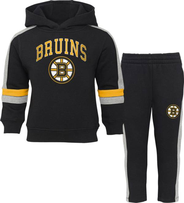 NHL Boys' Boston Bruins Breakout Fleece Set product image
