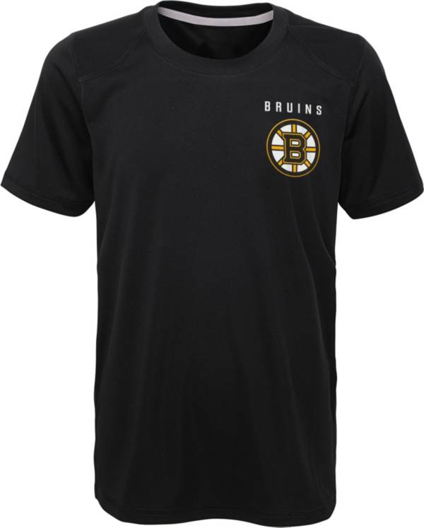 NHL Youth Boston Bruins Best On Best Black T-Shirt product image