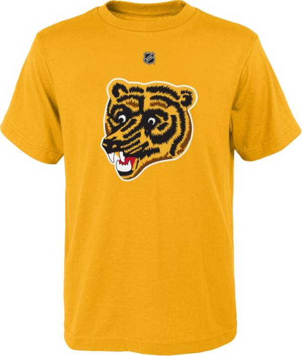 NHL Youth Boston Bruins Special Edition Logo Gold T-Shirt product image