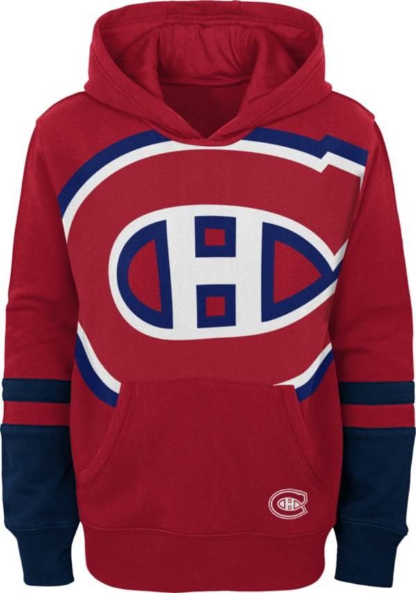 NHL Youth Montreal Canadiens Special Edition Logo Blue Pullover Hoodie product image