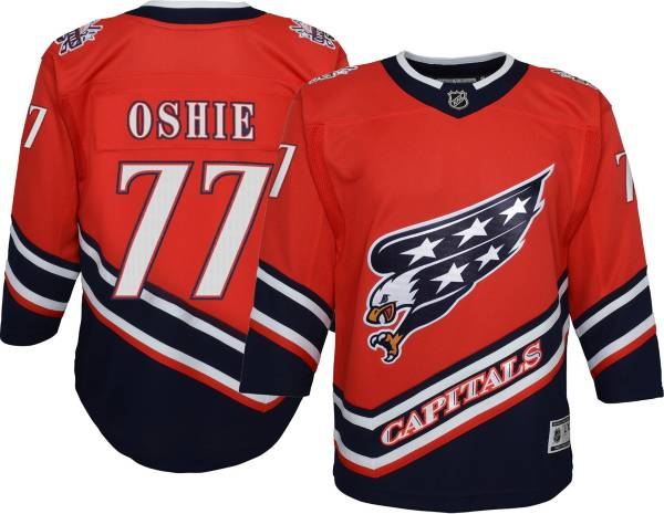 NHL Youth Washington Capitals T.J. Oshie #77 Special Edition Red Jersey product image