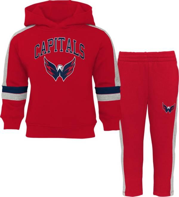 NHL Boys' Washington Capitals Breakout Fleece Set product image