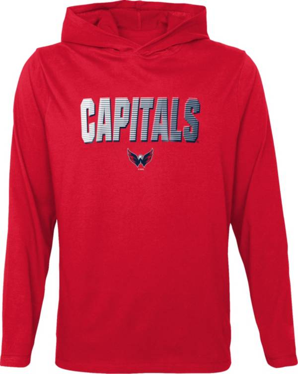 NHL Youth Washington Capitals Gator Red Pullover Hoodie product image