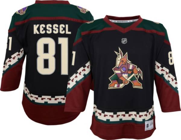 NHL Youth Arizona Coyotes Phil Kessel #81 Red Replica Jersey product image