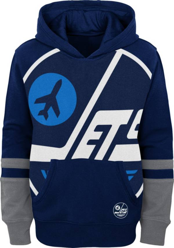NHL Youth Winnipeg Jets Special Edition Logo Pullover Hoodie product image