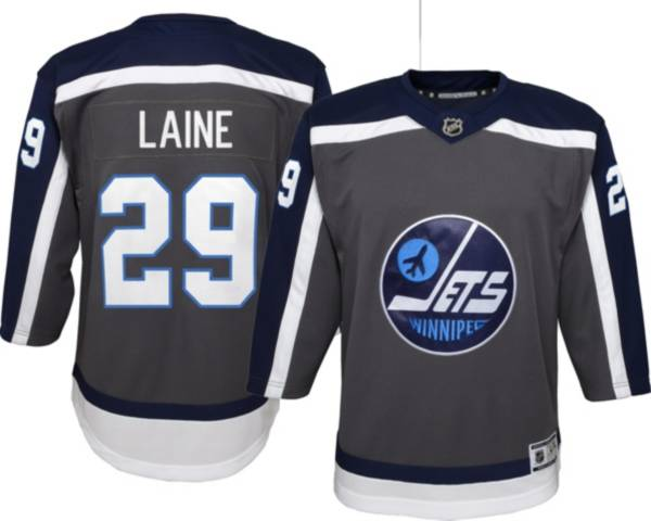 NHL Youth Winnipeg Jets Special Edition Premier Grey Blank Jersey product image
