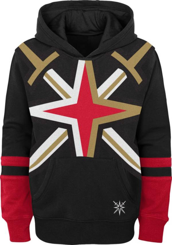 NHL Youth Las Vegas Golden Knights Special Edition Logo Pullover Hoodie product image