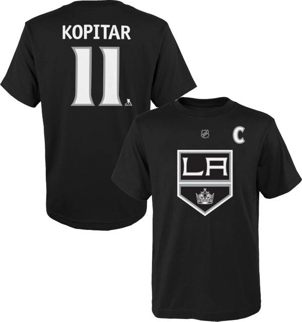 NHL Youth Los Angeles Kings Anze Kopitar #11 Black T-Shirt product image
