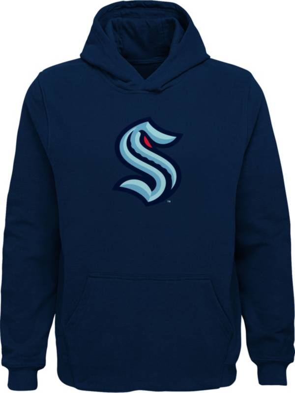 NHL Youth Seattle Kraken Navy Hoodie product image