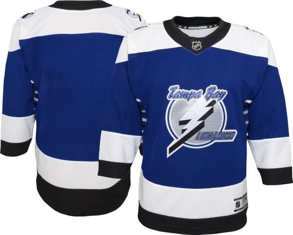 NHL Youth Tampa Bay Lightning Special Edition Premier Blank Blue Jersey product image