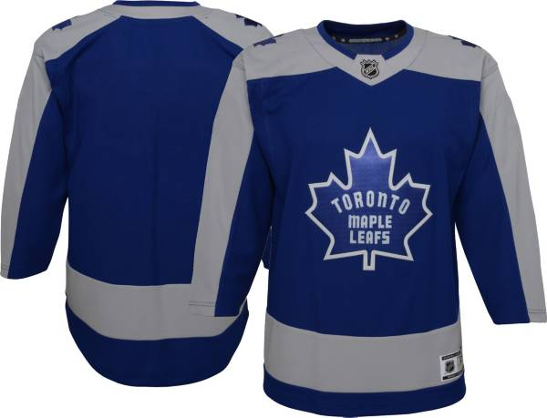 NHL Youth Toronto Maple Leafs Special Edition Premier Blue Blank Jersey product image