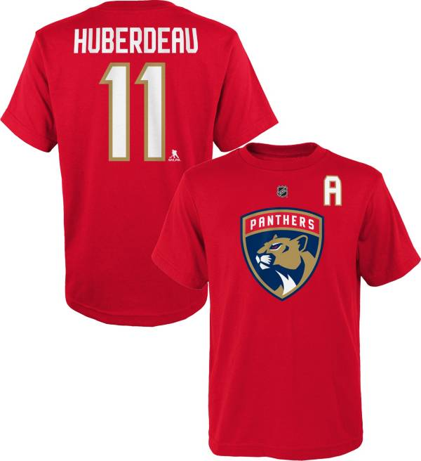 NHL Youth Florida Panthers Jonathan Huberdeau #11 Red Alternate T-Shirt product image