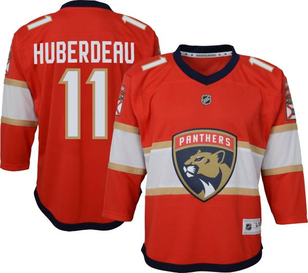 NHL Youth Florida Panthers Jonathan Huberdeau #11 Red Replica Jersey product image