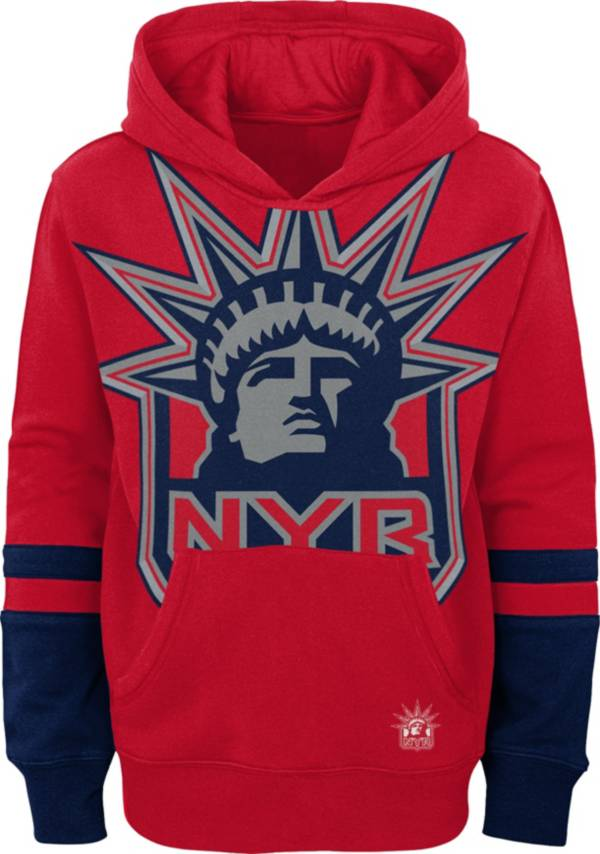NHL Youth New York Rangers Special Edition Logo Pullover Hoodie product image