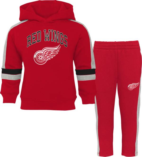NHL Boys' Detroit Red Wings Breakout Fleece Set product image