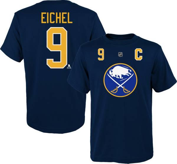 NHL Youth Buffalo Sabres Jack Eichel #9 Blue T-Shirt product image