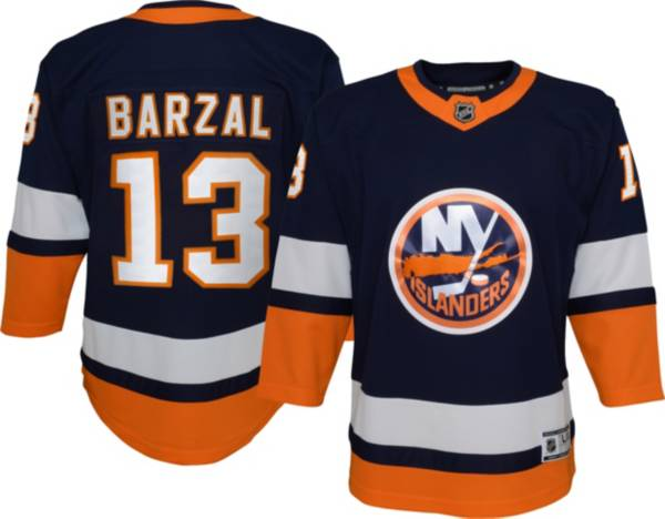 NHL Youth New York Islanders Mathew Barzal #13 Special Edition Blue Jersey product image