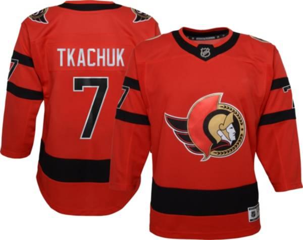 NHL Youth Ottawa Senators Brady Tkachuk #7 Special Edition Premier Red Jersey product image