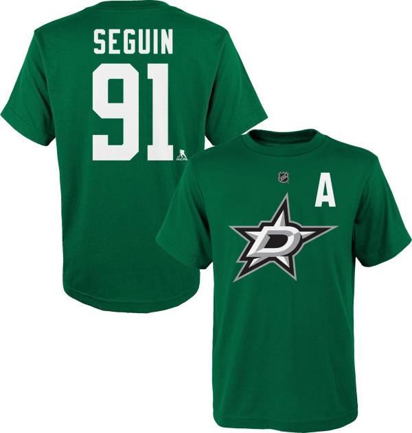 NHL Youth Dallas Stars Tyler Seguin #91 Green Alternate T-Shirt product image