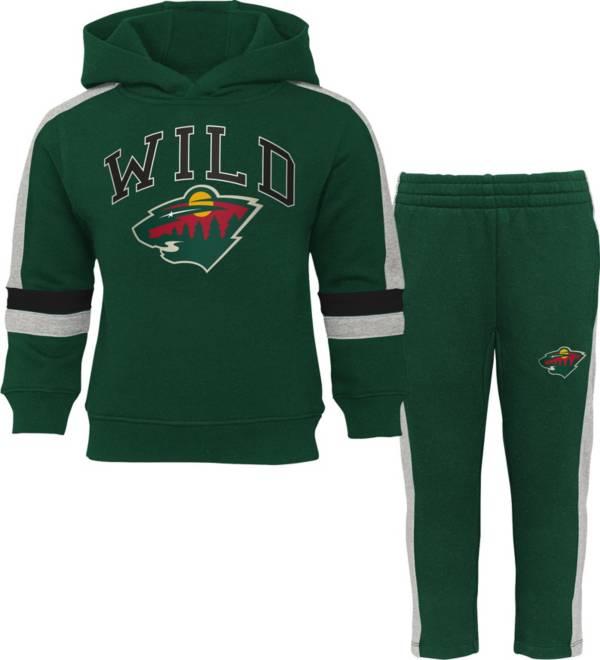 NHL Boys' Minnesota Wild Breakout Fleece Set product image