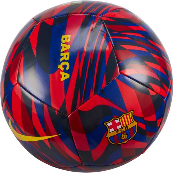 Nike FC Barcelona Pitch Soccer Ball product image