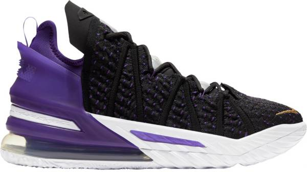 Nike LeBron 18 Basketball Shoes product image