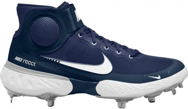 Nike Men's Alpha Huarache Elite 3 Mid Metal Baseball Cleats product image