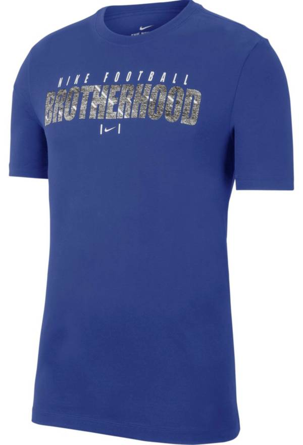 Nike Men's Brotherhood Dri-Fit Football T-Shirt product image
