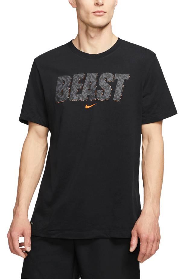 Nike Men's Beast Dri-Fit Football T-Shirt product image