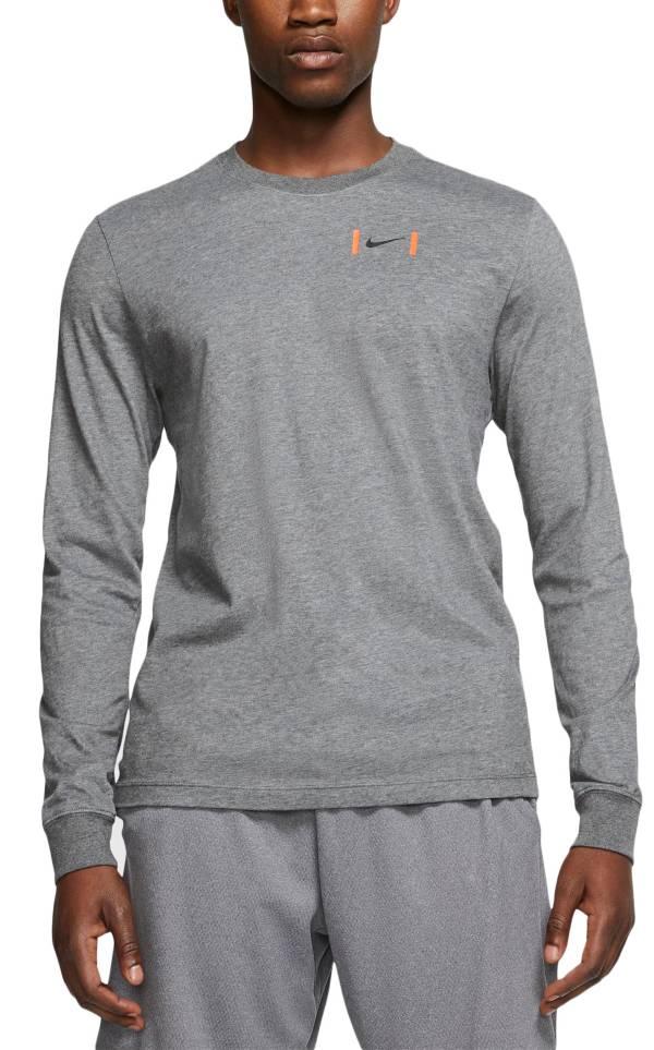 Nike Men's Brotherhood Dri-Fit Football Long Sleeve T-Shirt product image