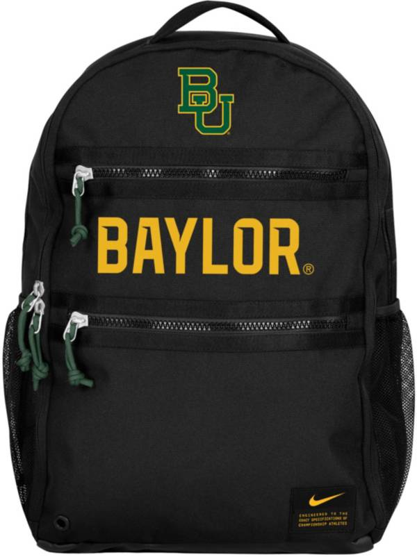 Nike Baylor Bears Utility Heat Black Backpack product image
