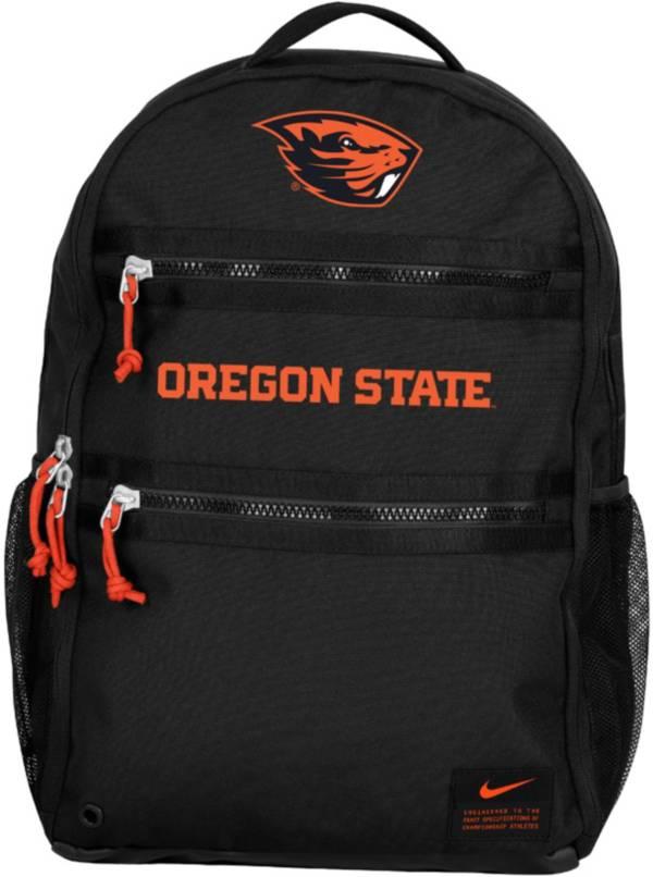 Nike Oregon State Beavers Utility Heat Black Backpack product image