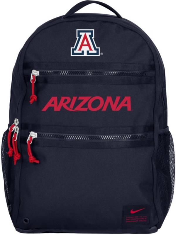 Nike Arizona Wildcats Navy Utility Heat Backpack product image