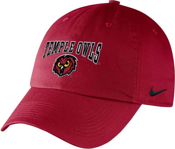 Nike Men's Temple Owls Cherry Campus Adjustable Hat product image