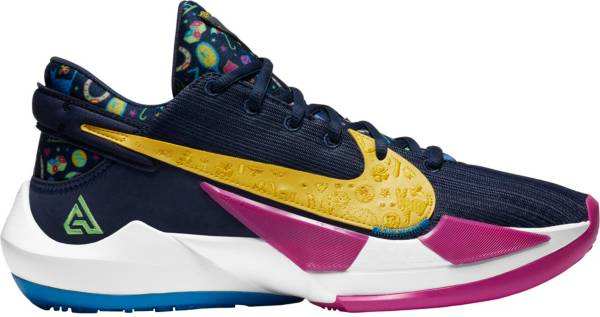 Nike Zoom Freak 2 Basketball Shoes product image