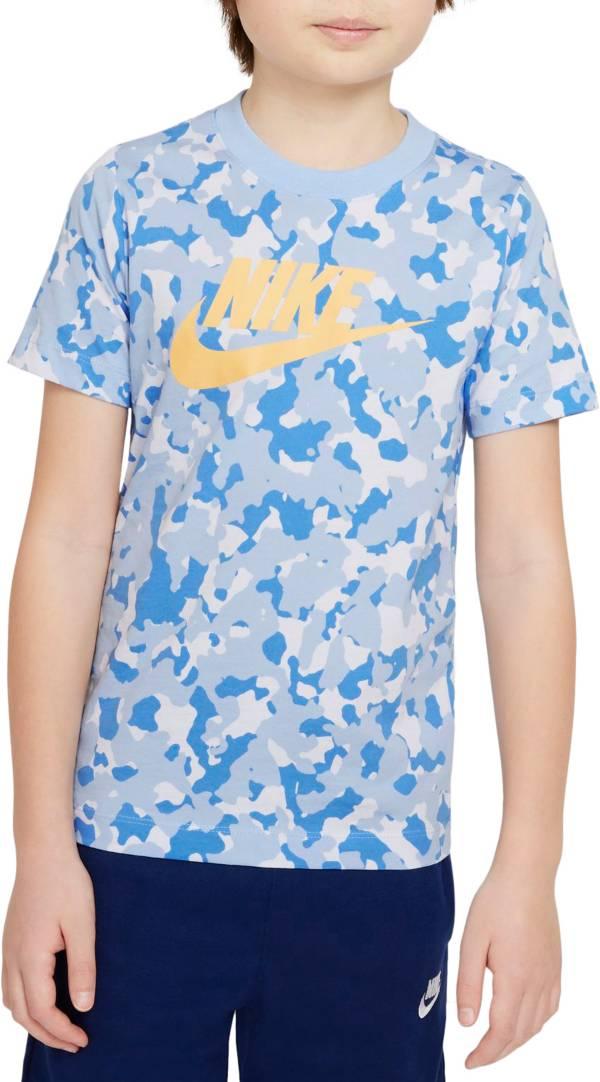 Nike Boys' Sportswear Future Print T-Shirt product image