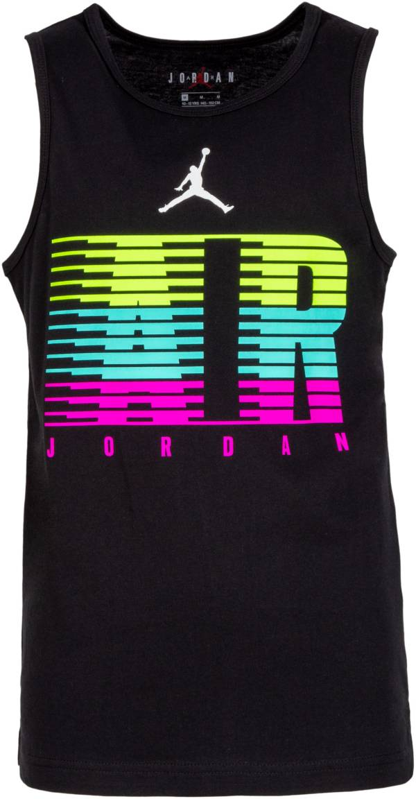 Jordan Boys' Air Jordan Graphic Tank Top product image