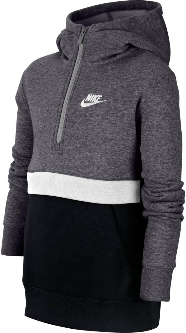 Nike Boys' Sportswear Club ½ Zip Hoodie product image