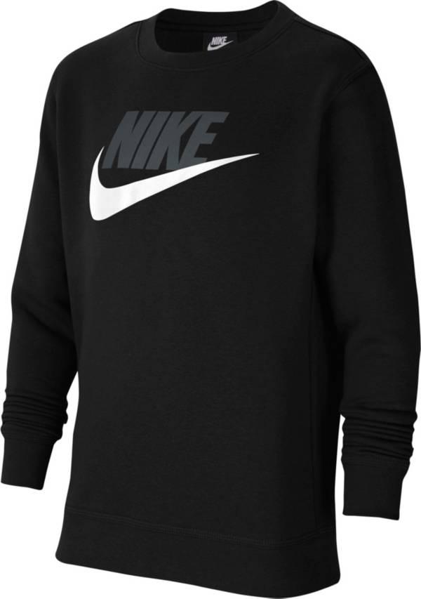 Nike Boys' Sportswear Club Fleece Sweatshirt product image