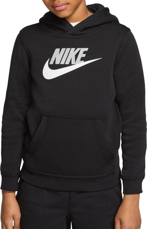 Nike Boys' Sportswear Club Pullover Hoodie (Regular and Extended) product image