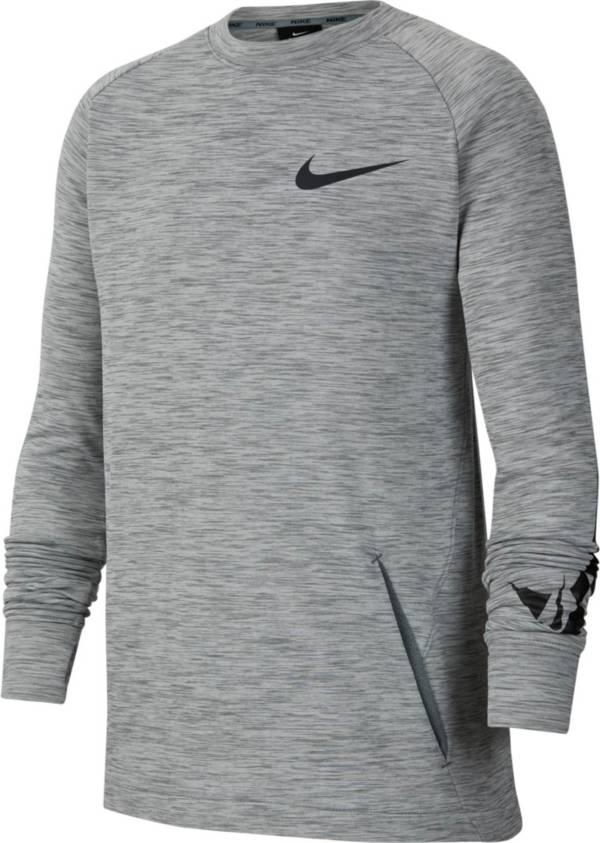 Nike Boys' Fleece Training Long Sleeve Shirt product image
