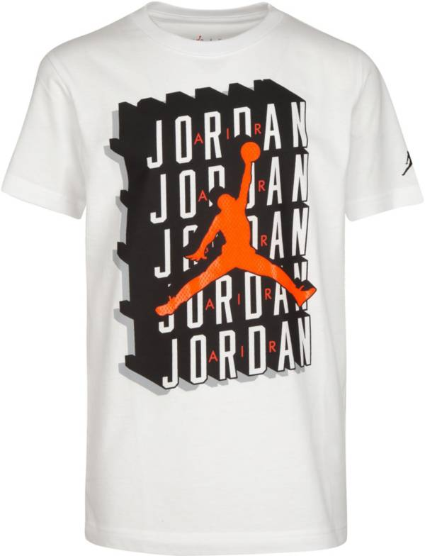 Jordan Boys' Crossword Logo T-Shirt product image